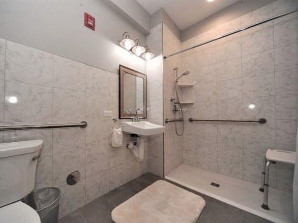 ADA Accessible Bathrooms