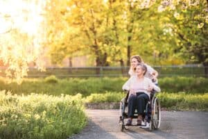 residential care in nature